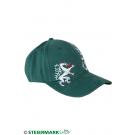 Steiermarkkappe Stick grün