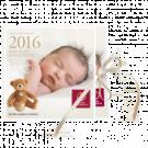 Baby-Euro-Münzsatz 2016