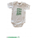 100% Steirer Baby Body