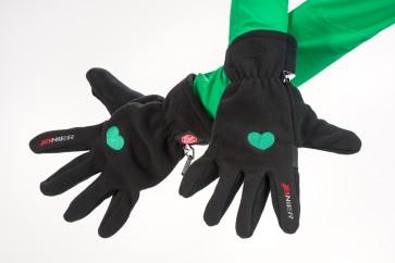 Herz Handschuh