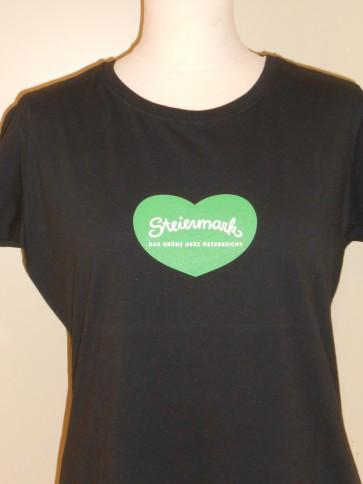 Herz Shirt Damen