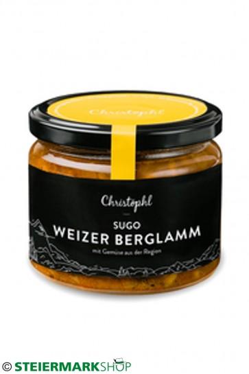Sugo Weizer Berglamm
