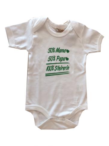 100% Steirerin Baby Body