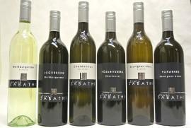 Erwin Sabathi: Weinmenü