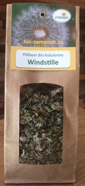 """Bio Kräutertee """"Windstille"""""""