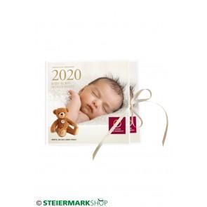 Baby-Euro-Münzsatz 2020