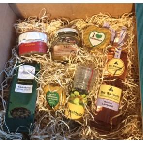 """Steiermark """"Herzbox"""" - individuelle Geschenkbox"""