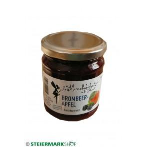 Brombeer-Apfel Marmelade