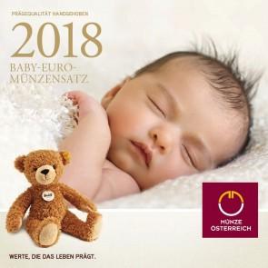 Baby-Euro-Münzsatz 2018