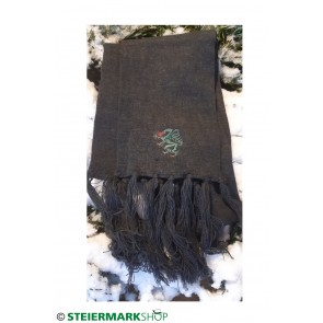 Steiermark Schal grau