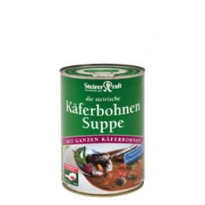 Steir. Käferbohnensuppe Fleisch/vegetarisch