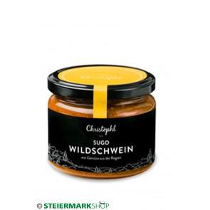 Sugo Wildschwein
